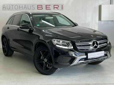 gebraucht Mercedes GLC250 d 4Matic/Navi/AHK/Kamera/Standheizung