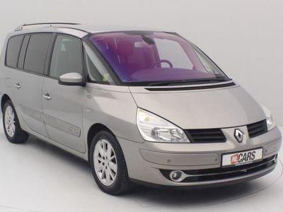gebraucht Renault Grand Espace IV Dynamique 2.0 DCI *7 Sitz*Leder