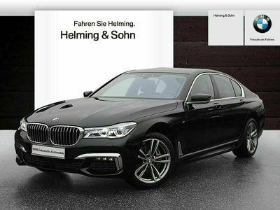 gebraucht BMW 740 d xDrive M Sport Head-Up HiFi Leder