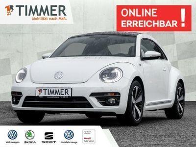 gebraucht VW Beetle Design 1,4 TSI DSG Allstar NAVI