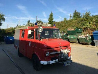 gebraucht Opel Blitz 1974 Feuerwehr
