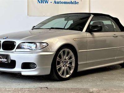 gebraucht BMW 330 Cabriolet 330 Ci (E46)*M-Paket ab WERK*SCHALTER*LPG*6G