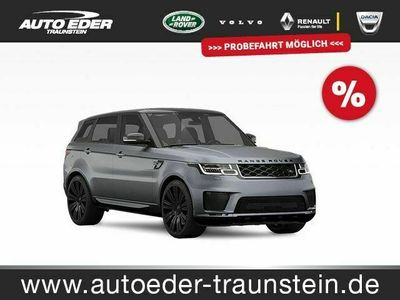 gebraucht Land Rover Range Rover Sport HSE Dynamic D350 257kW/350PS 350PS