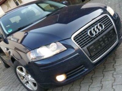 gebraucht Audi A3 1.8 TFSI TÜV NEU Xenon Einparkhilfe Alufelg