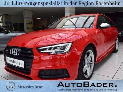 gebraucht Audi S4 Avant 3.0 TFSI MATRIX AHK CARBON Virtual HUD