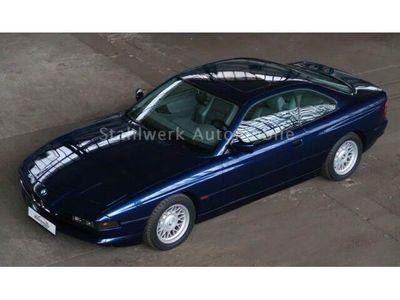 gebraucht BMW 850 i Automatik fast neuwertig
