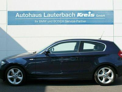 "gebraucht BMW 123 d Adv. Autom Xenon, AHK, Leder, PDC, SHZ, 17"""