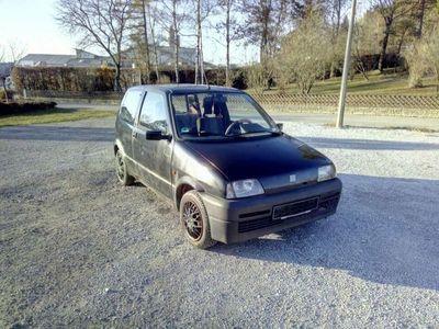 gebraucht Fiat Cinquecento 1.1, Sporting, mit Mängeln