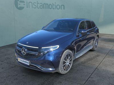 gebraucht Mercedes EQC400 C 4004Matic AMG Line AHK SHD -5.000 EUR Bafa