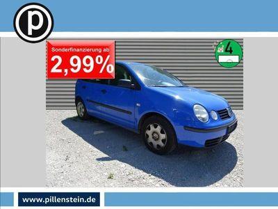 gebraucht VW Polo Basis 1.2 KLIMA+