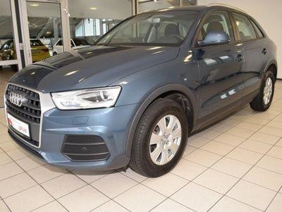 gebraucht Audi Q3 2.0 TDI quattro Aut. Navi. Sitzh.