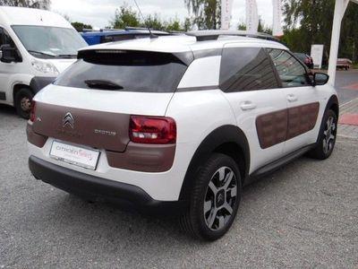 gebraucht Citroën C4 Cactus BlueHDi 100 FAP White-Chocolate