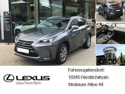 gebraucht Lexus NX300h *Navi*PDC*PCS*ACC*Allwetterreifen*