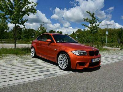 gebraucht BMW 1M Coupe, Performance Sitze