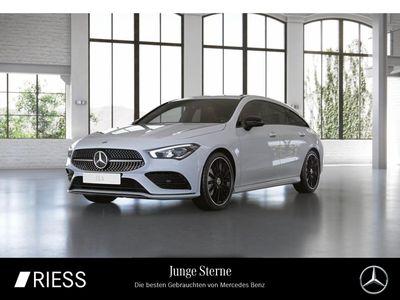 gebraucht Mercedes CLA200 Shooting Brake AMG Sport Night MBUX Ambi Kamera 19''