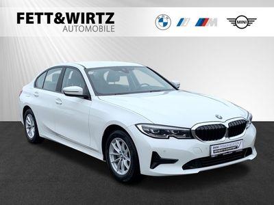 gebraucht BMW 320 d Advantage