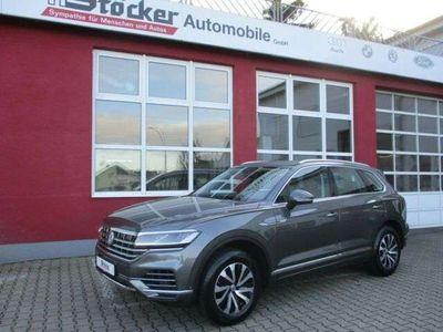 gebraucht VW Touareg Elegance 4Motion, Leder, Standheizung
