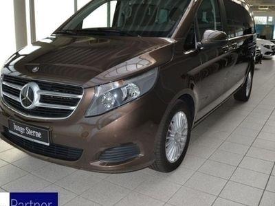 używany Mercedes V250 d EDITION Kompakt AHK+Navi+EasyP.+Distr.