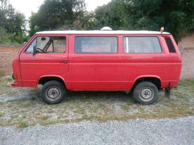 gebraucht VW T3 syncro ABS