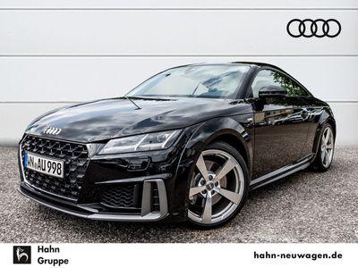 gebraucht Audi TT Coupé 45 TFSI MMI Navigation plus S line Spor