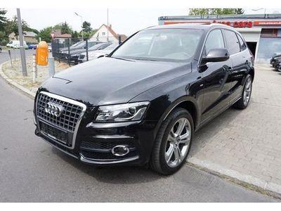 gebraucht Audi Q5 2.0 TDI QUAT S-LINE XENON LEDER PANO AHK