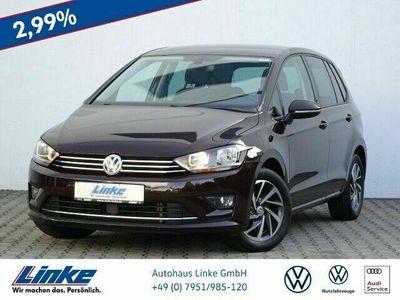 gebraucht VW Golf Sportsvan SOUND 1.2 TSI DSG ACC/Klima