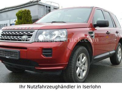 gebraucht Land Rover Freelander 2 TD 4 S - AHK -XENON