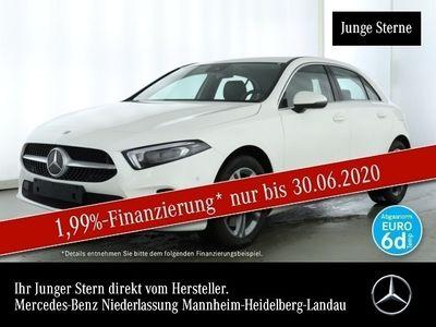 gebraucht Mercedes A250 Progressive Navi Premium Spurhalt-Ass PTS