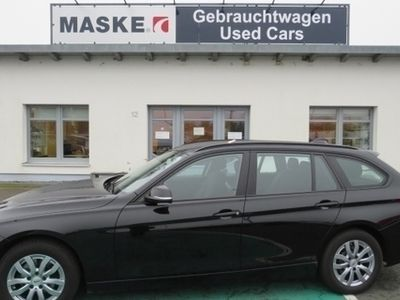 gebraucht BMW 320 d Touring Advantage Automatik Navi PDC SHZ