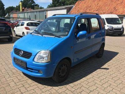 gebraucht Opel Agila Audiosystem*Elektro-Komfort-Paket