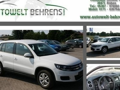 käytetty VW Tiguan Trend & Fun DSG BMT