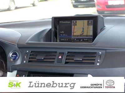 gebraucht Lexus CT200h Luxury Line