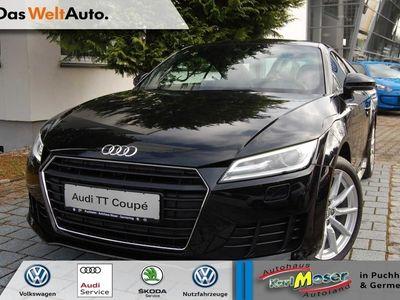 gebraucht Audi TT Coupé Coupe Neu 2.0 TFSI - Xenon*Media*PDC!!!
