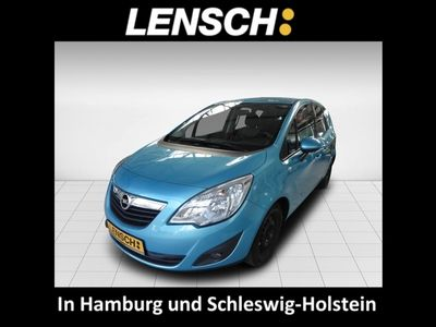 gebraucht Opel Meriva 1.4 Ed. Winterpaket*Klima*AudiCD300 | Neumünster