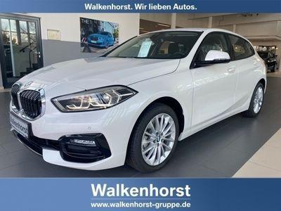 gebraucht BMW 118 d Sport Line BusinessPaket ComfortPaket LichtPaket ConnectedPlus