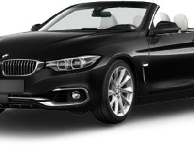 gebraucht BMW 440 440 i Luxury Line Cabrio Leder LED Navi Keyless Kurvenlicht HUD ACC Rόckfahrkam. El. Verdeck