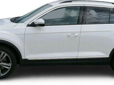 gebraucht VW T-Roc T-Roc20 TDI DSG 4Motion Sport AHK LED Kamera Climatronic Bluetooth