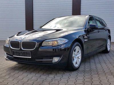 gebraucht BMW 520 5 Touring d STEPTRONIC NAVI XENON PDC