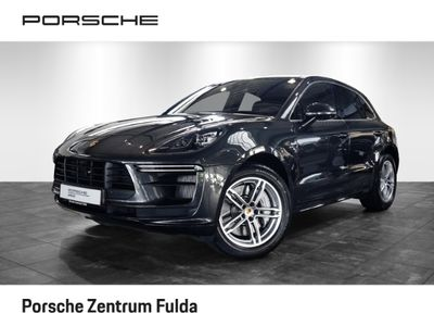 gebraucht Porsche Macan Turbo - Standhz., Abstandsregel., AHK, LED
