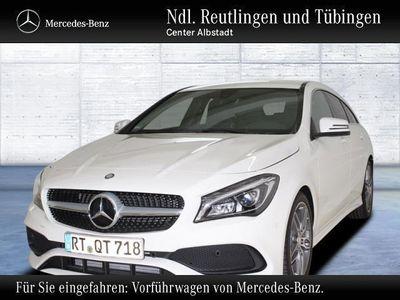gebraucht Mercedes CLA200 Shooting Brake AMG LED PTS Sitzheizung
