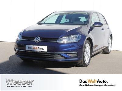 gebraucht VW Golf VII 1.5 TSI DSG Comfortline Pano LM PDC