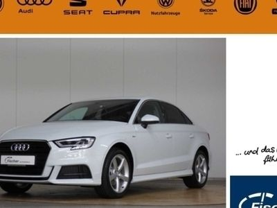gebraucht Audi A3 Limousine 35 TFSI S-Line Selection