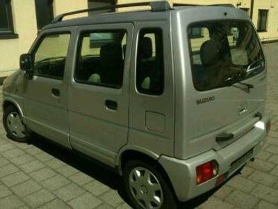 brugt Suzuki Wagon R+ WEBASTO! GUTE ALLWETTERREIFEN