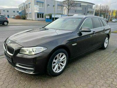 gebraucht BMW 518 d Automatik*Grosses Navi*Leder Euro 6* als Kombi in Düren