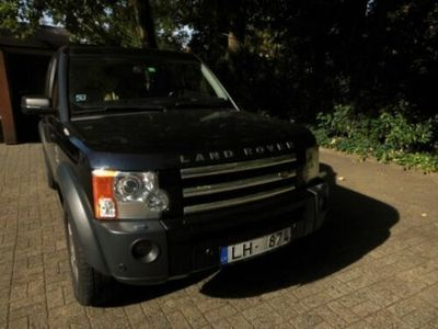 gebraucht Land Rover Discovery TD V6 Aut. HSE VOLL!!!