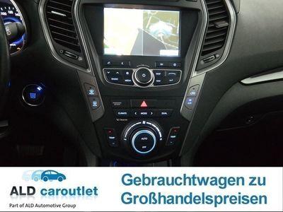 gebraucht Hyundai Santa Fe 2.2 CRDI 4WD Automatik Premium Geschloss