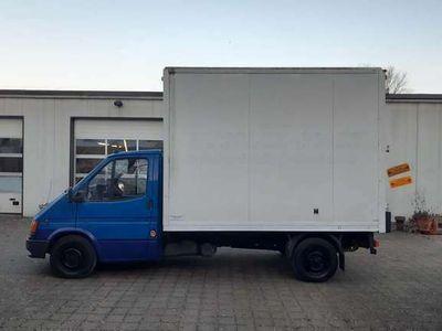 gebraucht Ford Transit Möbelkoffer erst 64.000km ohne TÜV !!