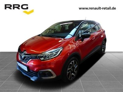 gebraucht Renault Captur dCi 90 EDC BOSE Automatik + Panoramadach