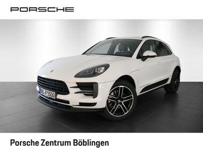 gebraucht Porsche Macan 20/LENKRADHEIZUNG/PANO/SWA/PASM/KAMERA
