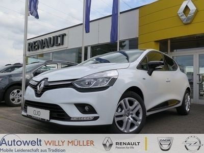 gebraucht Renault Clio IV 75 LIMITED- Facelift- 3 Jahre Garantie